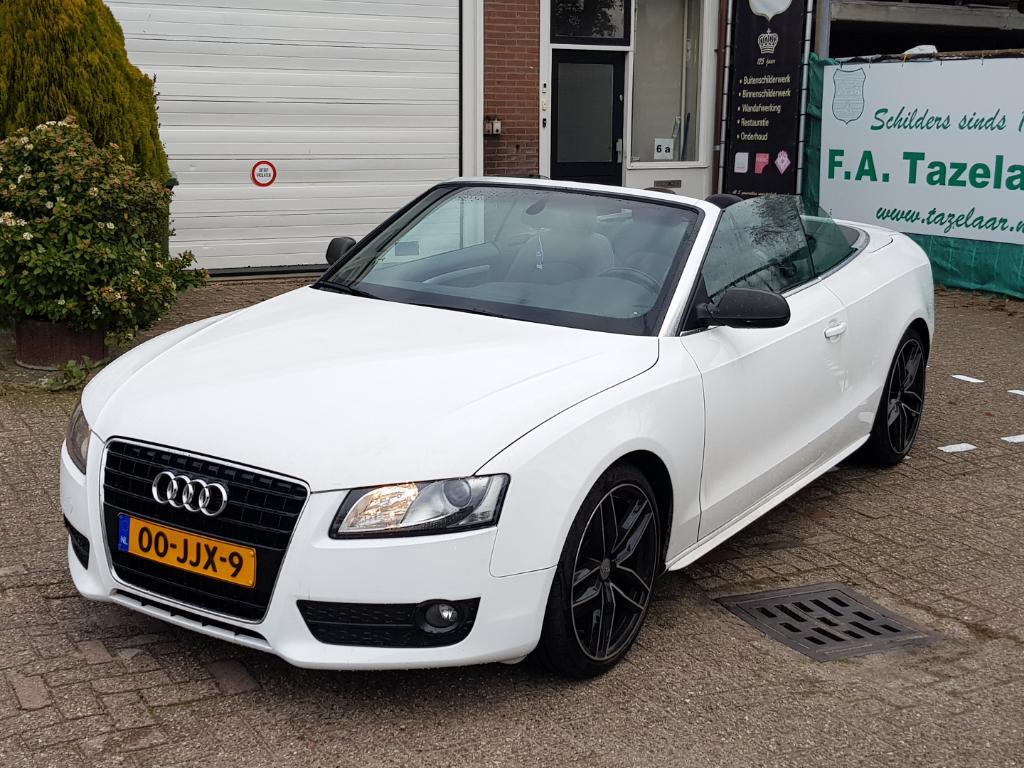 Audi A5 CABRIOLET 3.2 FSI