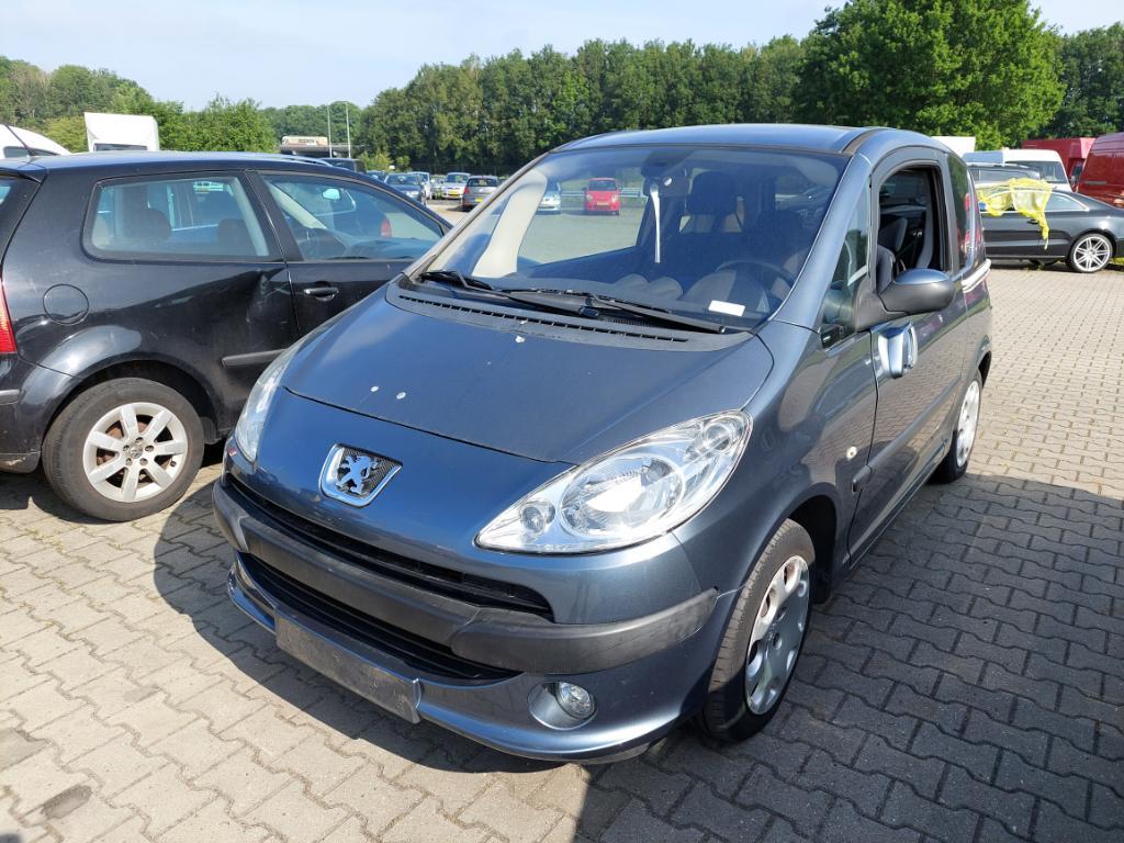 Peugeot 1007  1.6-16V Gentry