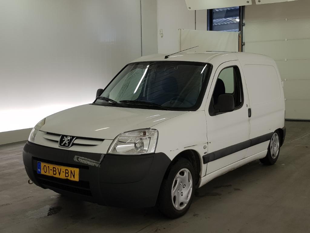 Peugeot PARTNER  170C 2.0 HDI Avant.