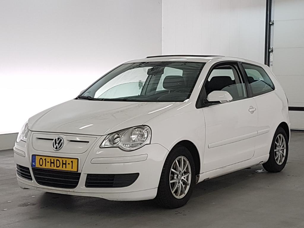 Volkswagen POLO  1.4 TDI Comfl. BlueM