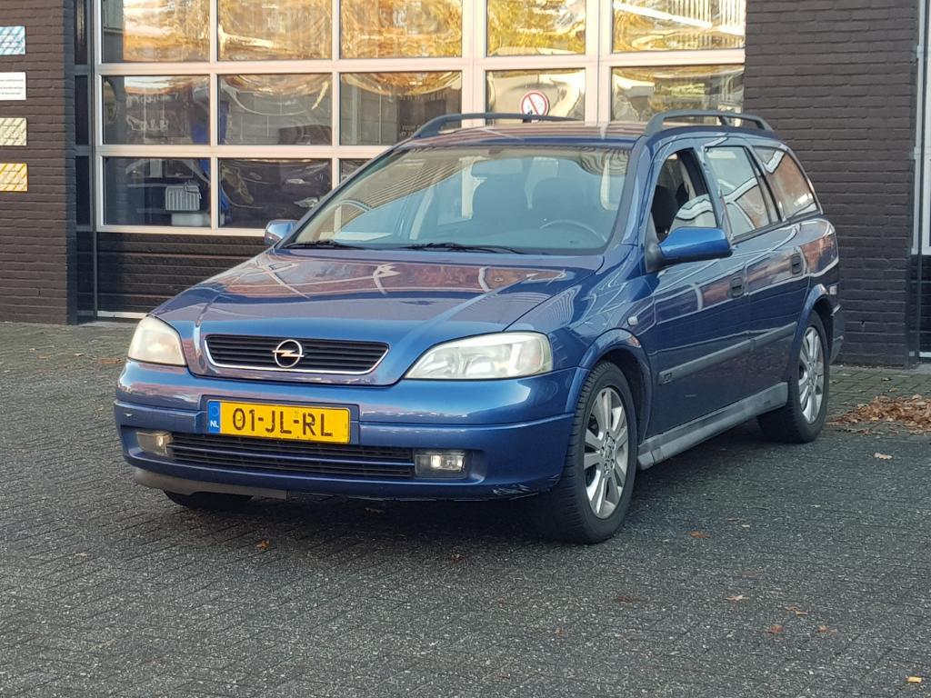 Opel ASTRA WAGON 1.8-16V Sport