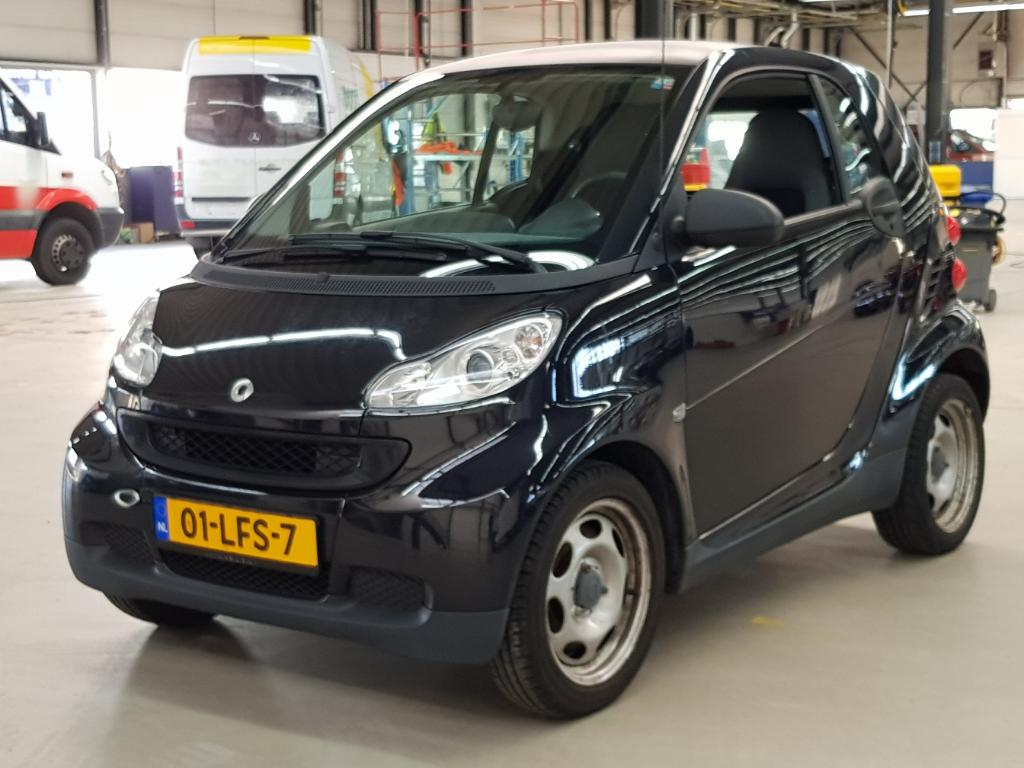 Smart FORTWO COUPE 1.0 mhd Pure Plus