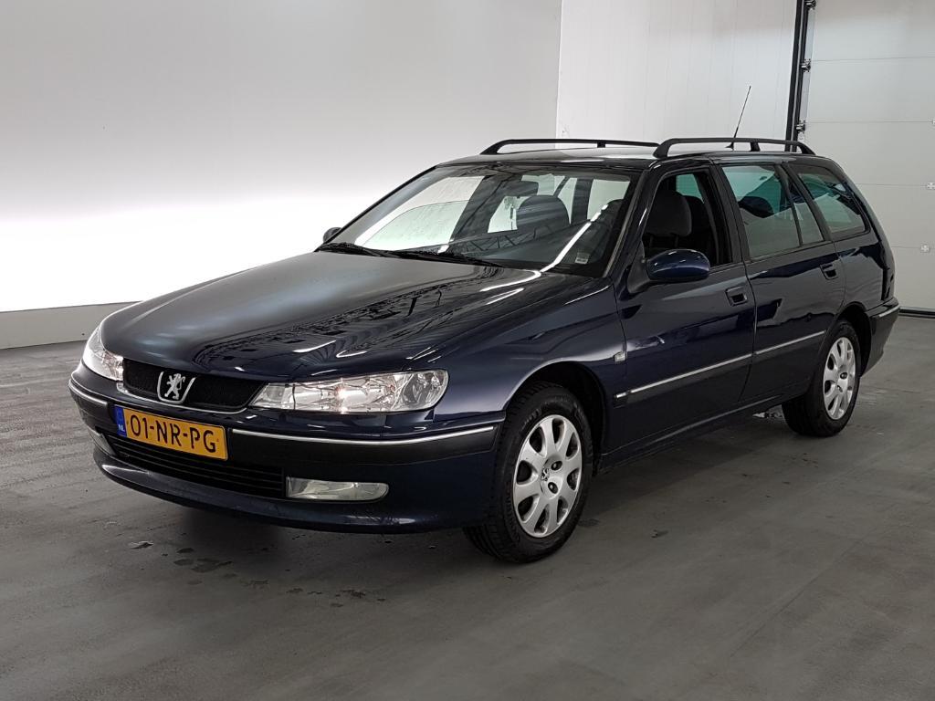 Peugeot 406 BREAK 1.8-16V XR