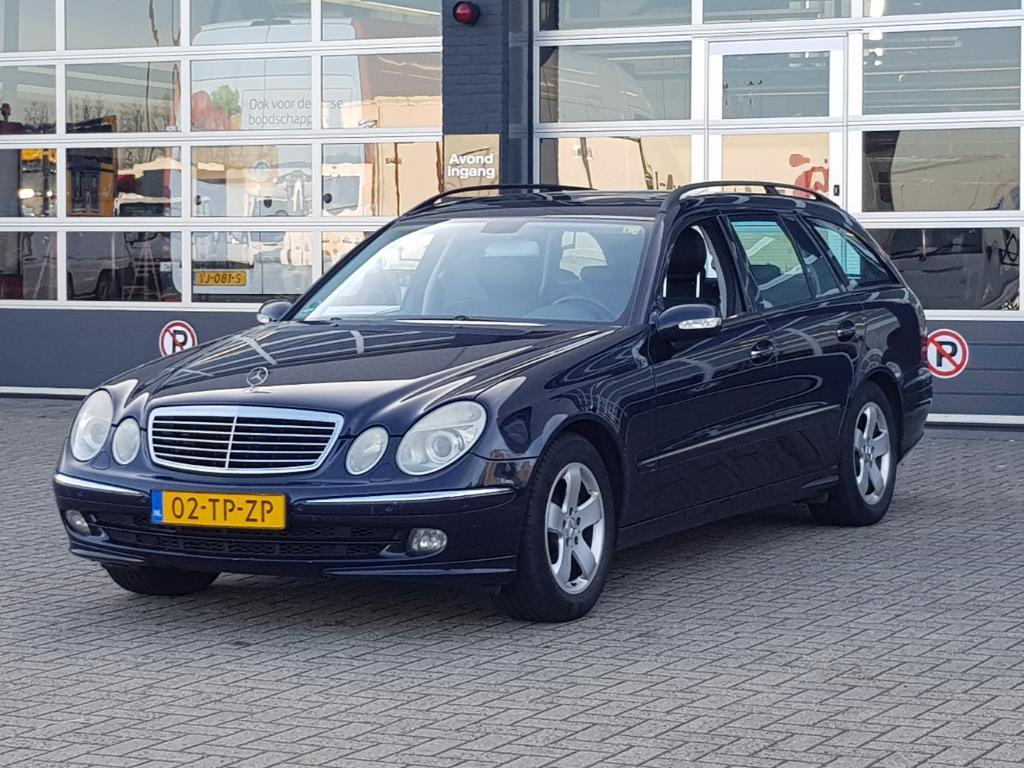 Mercedes-Benz E-KLASSE COMBI 280 CDI Elegance