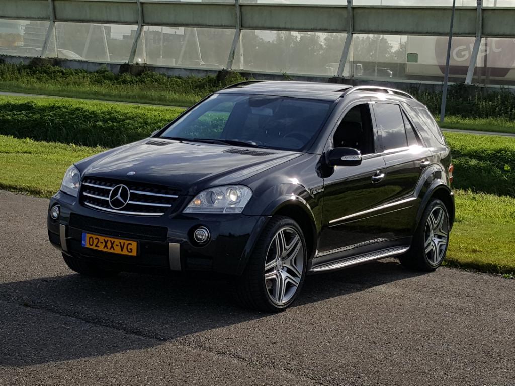 Mercedes-Benz M-KLASSE  63 AMG