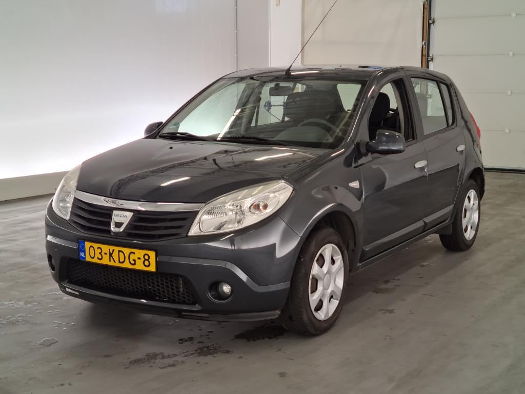Dacia SANDERO 1.2 Lauréate
