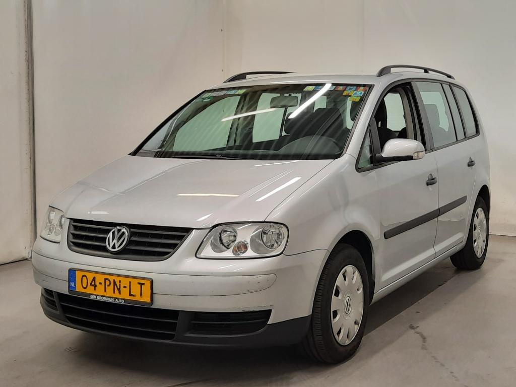 Volkswagen TOURAN  1.6-16V FSI Turijn