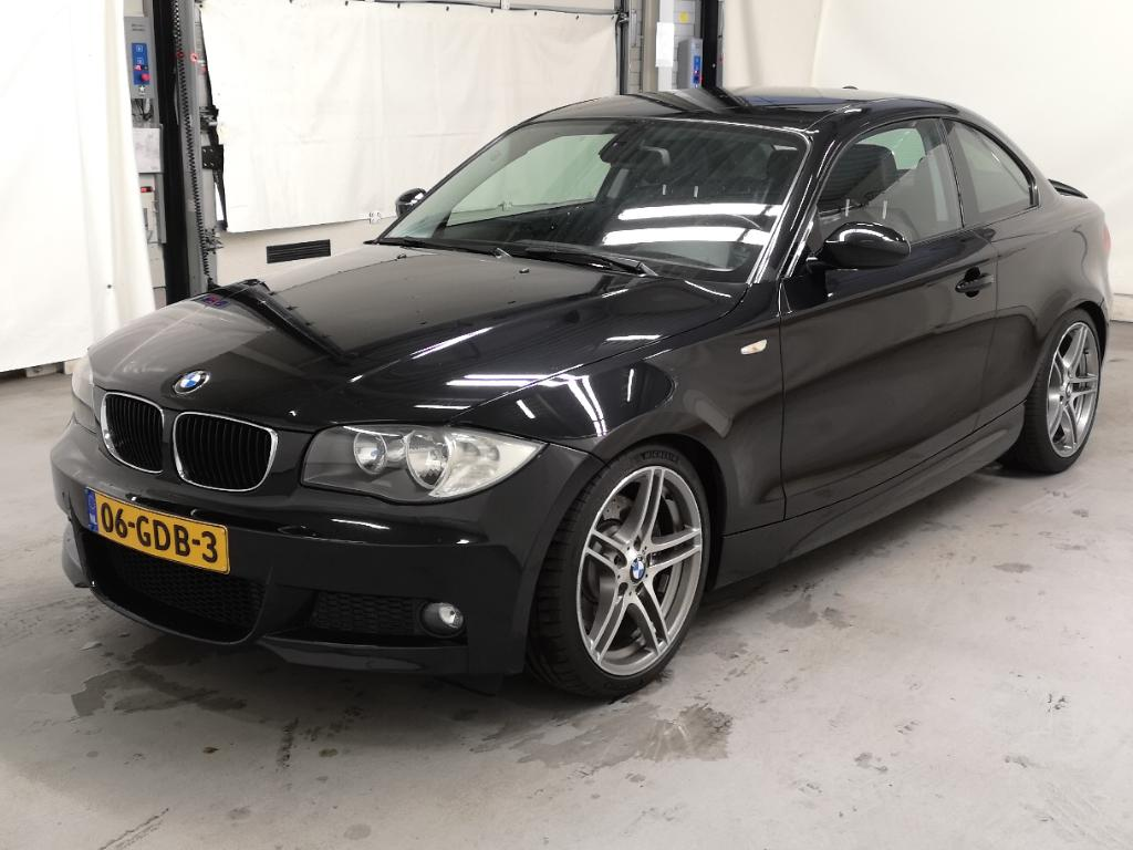 BMW 1-SERIE COUPÉ 123d High Executive M pakket