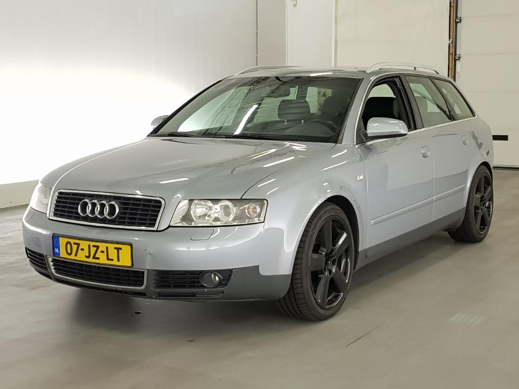 Audi A4 AVANT 1.8 Turbo Excl. MT