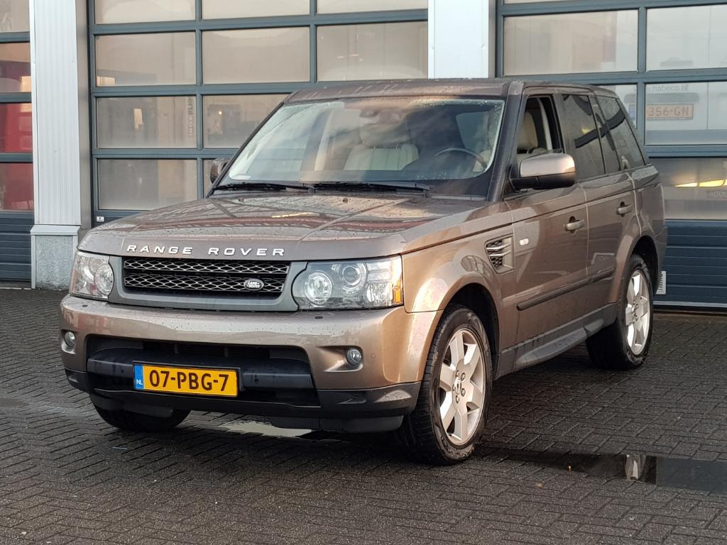 Land Rover RANGE ROVER SPORT 3.0 TdV6 Autobiogr.