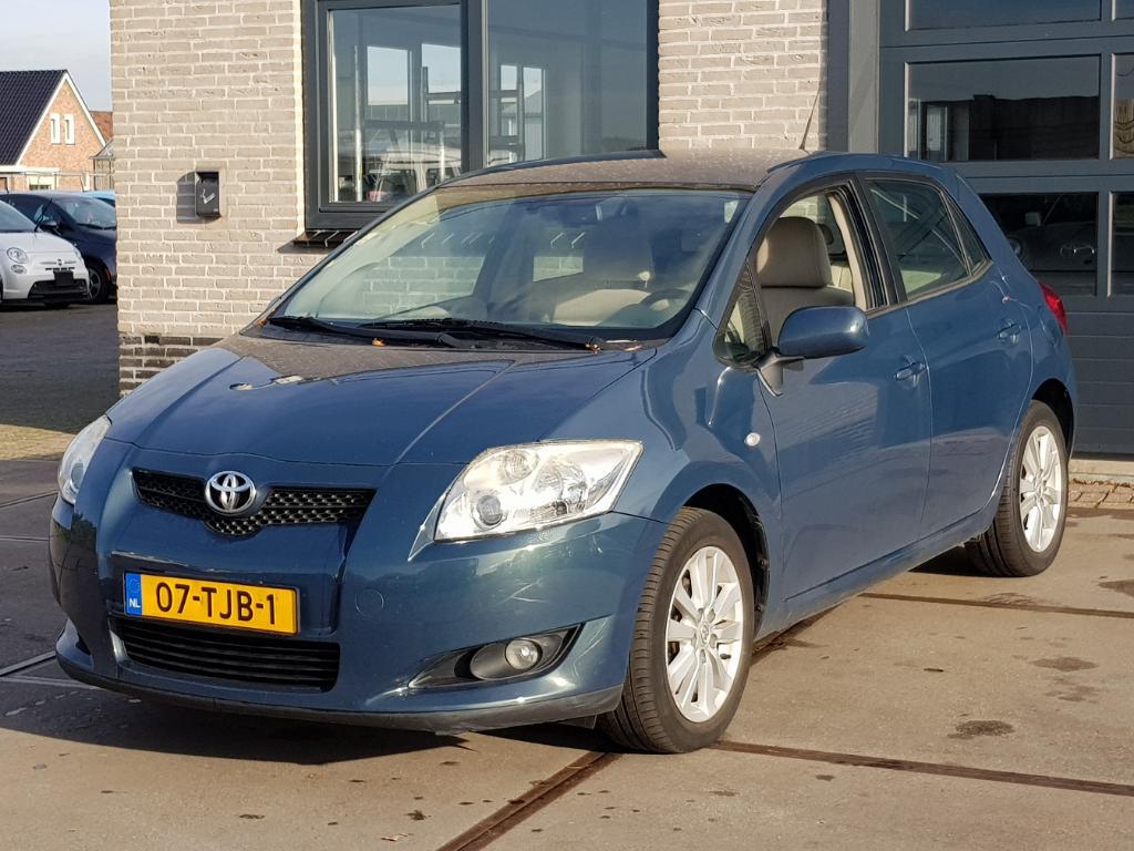 Toyota AURIS 1.6-16V Sol Business