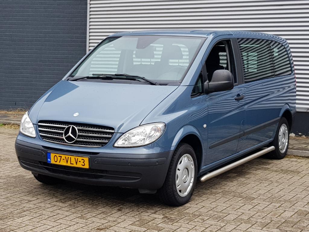 Mercedes-Benz VITO  115 CDI 320 Lang luxe Aangepaste bediening incl. lift.