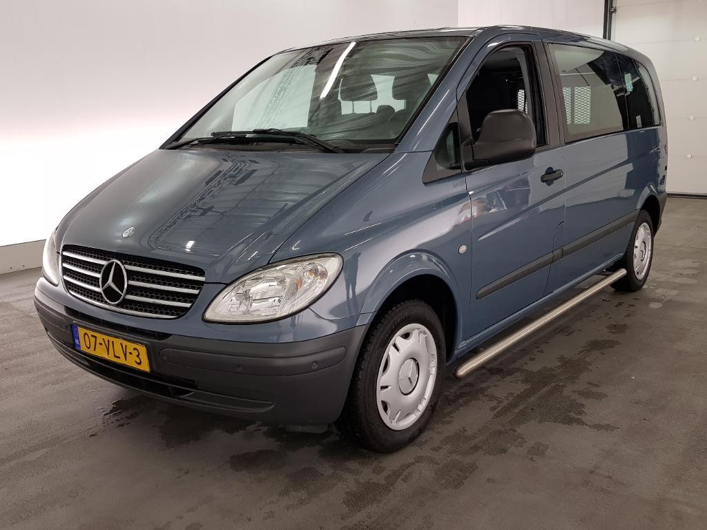 Mercedes-Benz VITO  115 CDI 320 L Aangepaste bediening incl. lift.