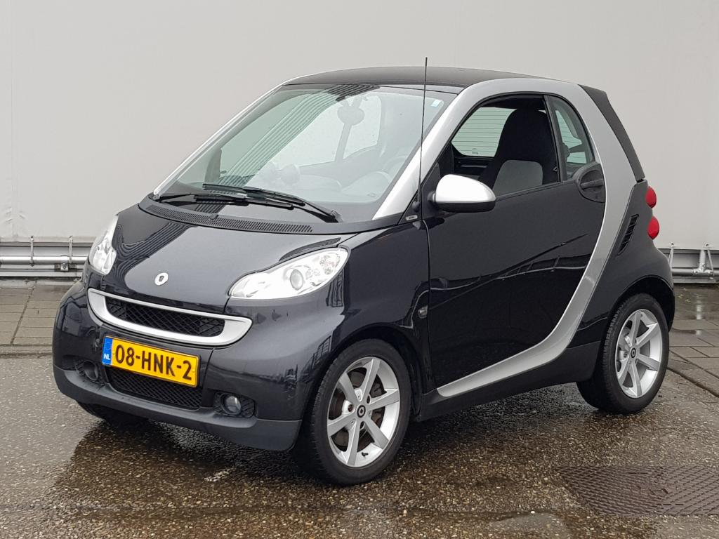 Smart FORTWO COUPE 1.0 mhd Passion Semi Automaat