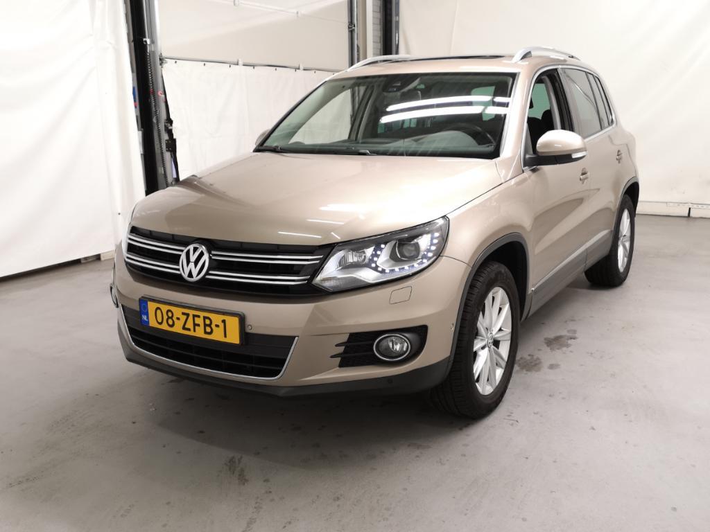 Volkswagen TIGUAN 1.4 TSI Sport&Style
