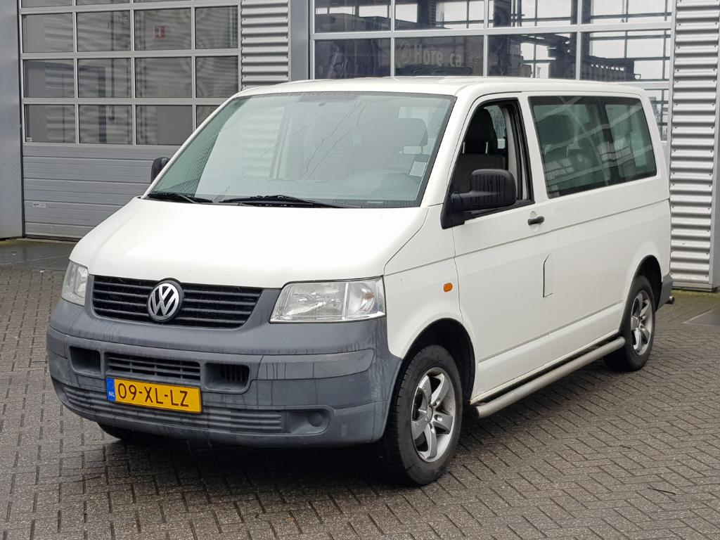 Volkswagen TRANSPORTER KOMBI 1.9 TDI 300 Baseline 9p