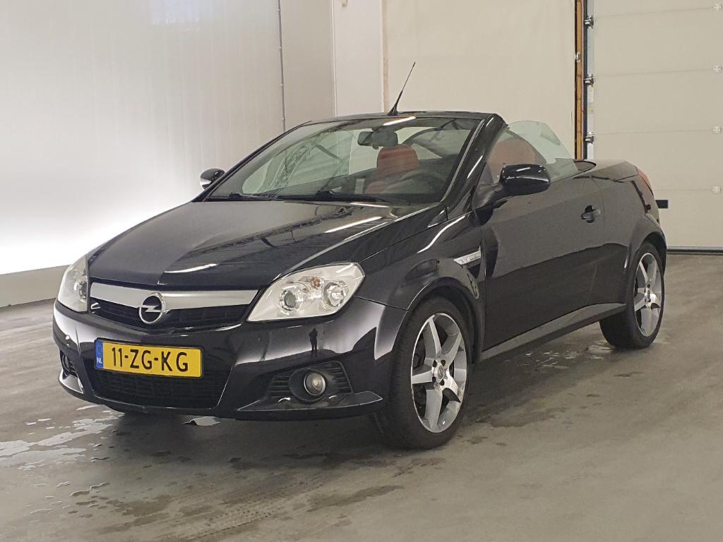 Opel TIGRA TWINTOP 1.8-16V Temptation