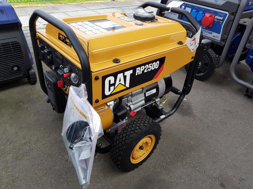 Diversen Materieel Caterpillar RP2500 generator 220v 2300watt
