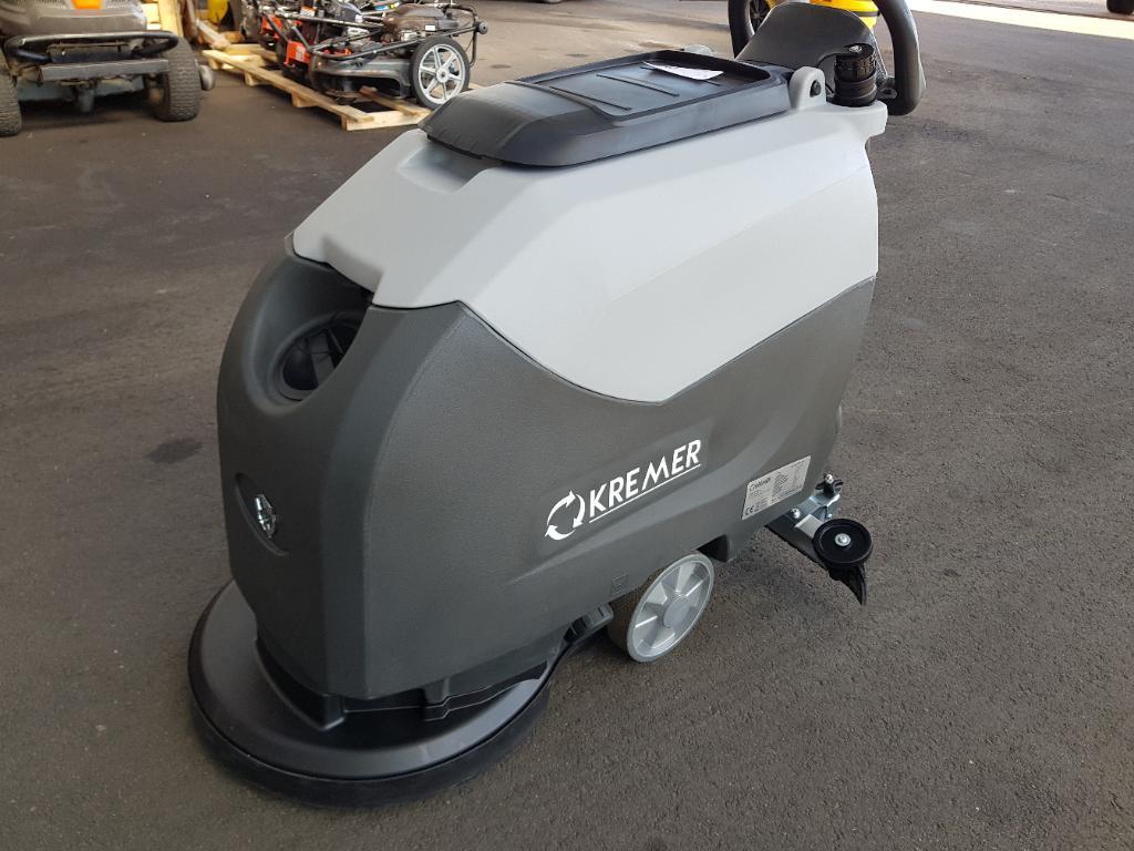 Kremer Vloerschrobmachine KR-FL50A 24V met lader
