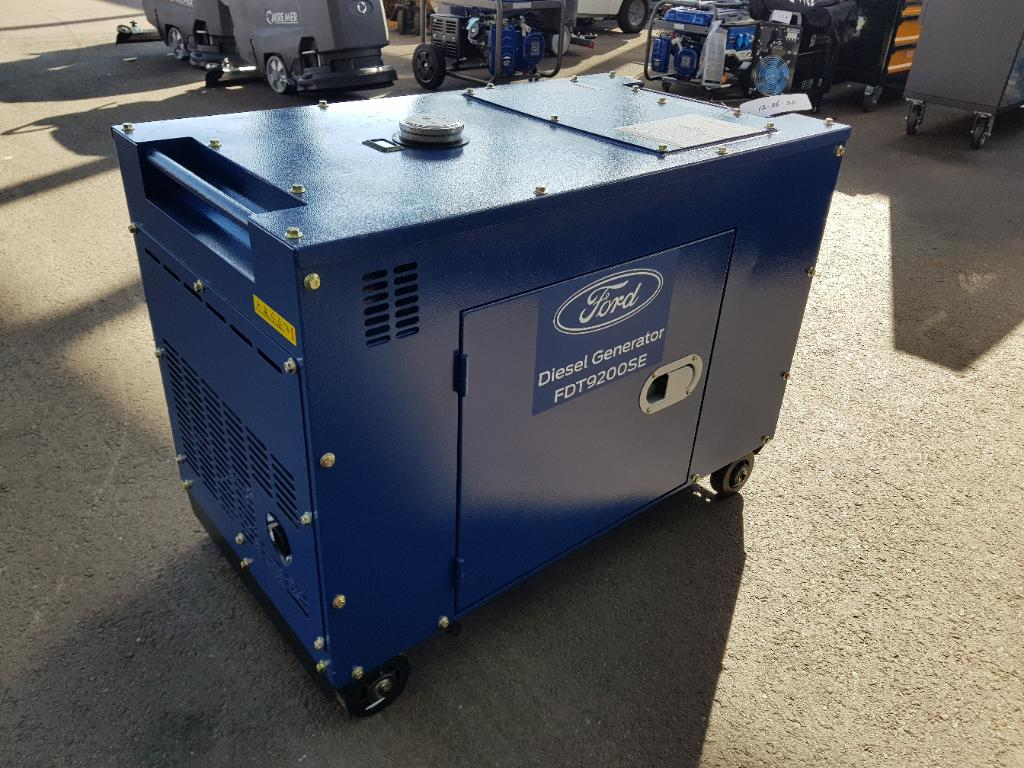 Ford Generator FDT9200SE 230v en 400v