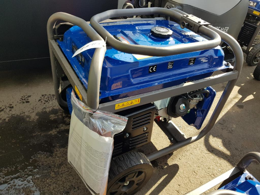 Ford Generator FGT9250E 230 en 400volt 6000w