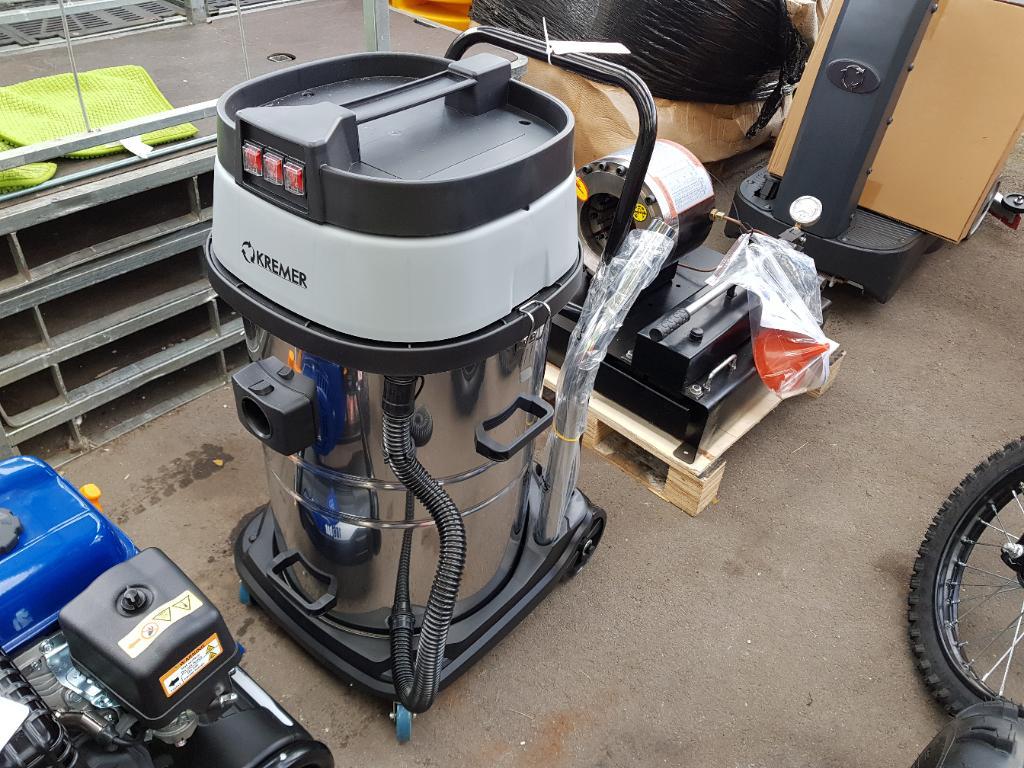 Diversen Materieel Nat droog Stofzuiger KREMER KR80L-3 nieuw