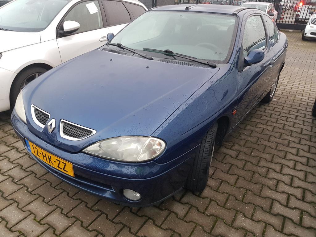 Renault MEGANE COUPE 1.6-16V Expression