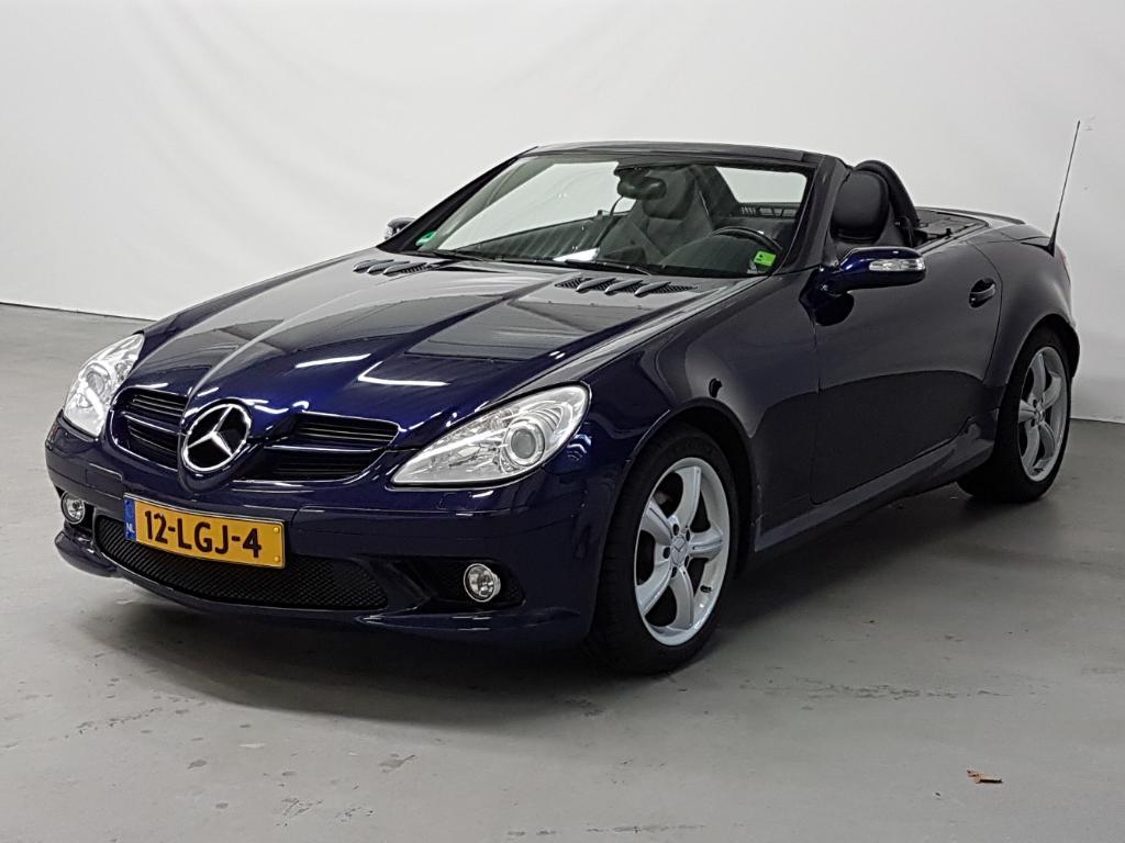 Mercedes-Benz SLK  200 K. Season Ed.