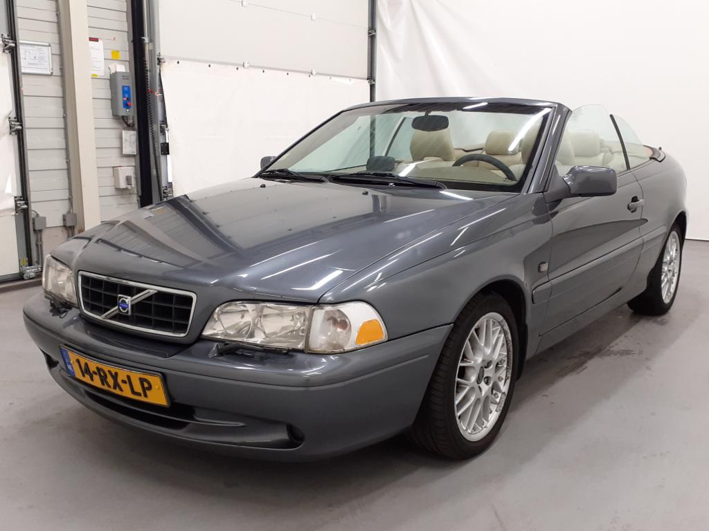 Volvo C70 CONVERTIBLE 2.4 T Tourer Black