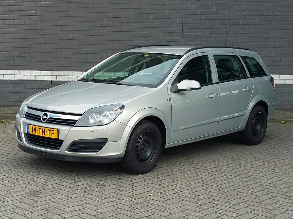 Opel ASTRA WAGON 1.6 Edition