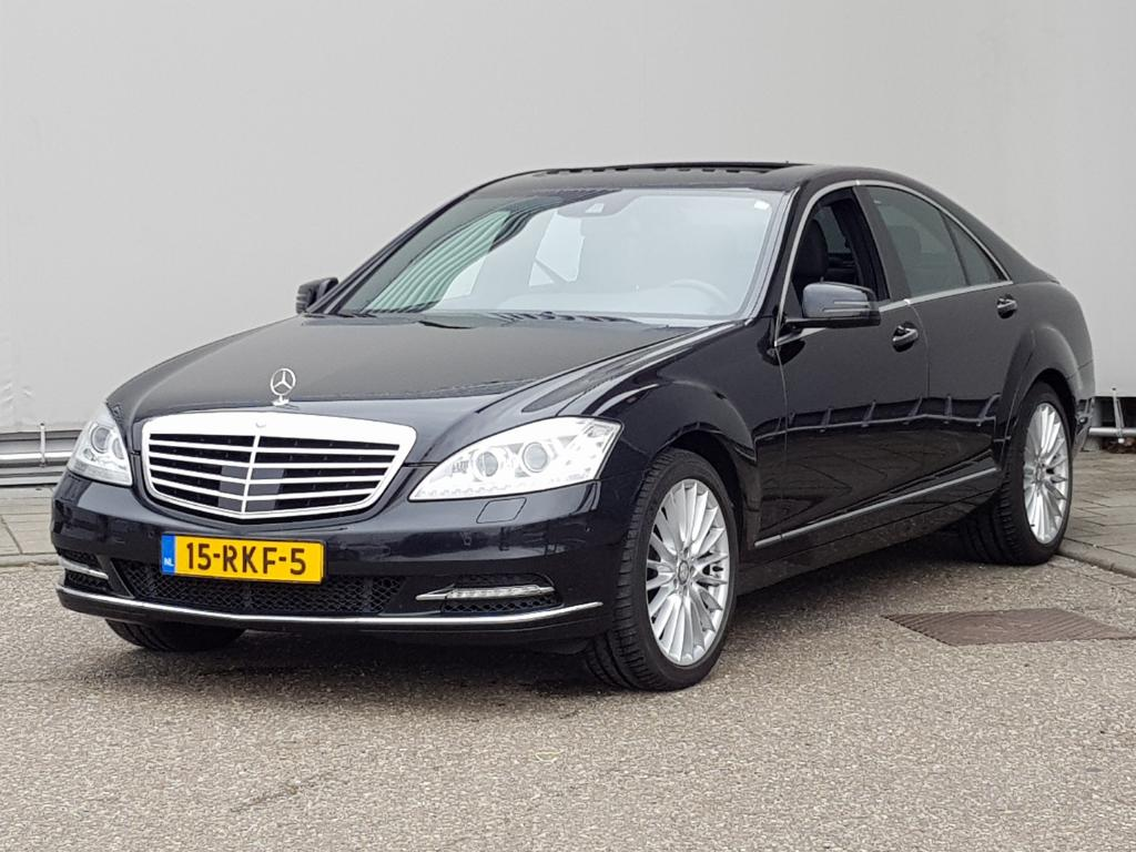 Mercedes-Benz S-KLASSE  350 CDI BlueT. Pr.Pl