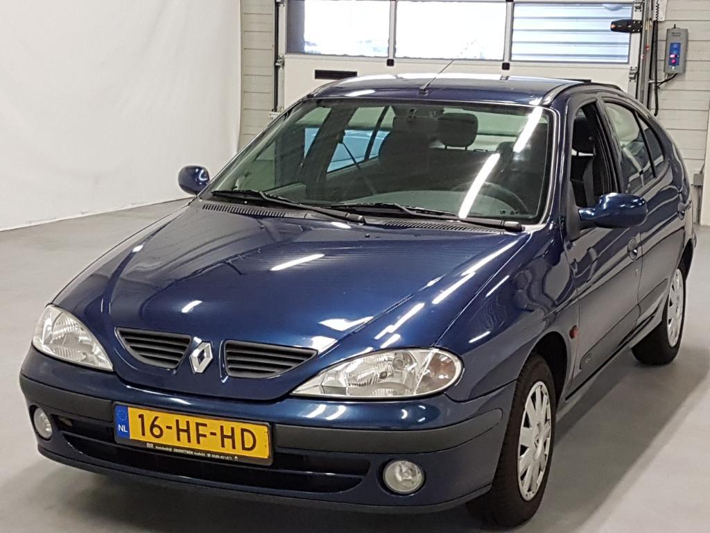 Renault MEGANE  1.4-16V Authentique