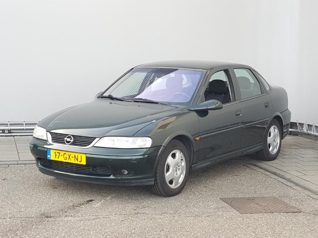 Opel VECTRA  1.6-16V Business Ed.