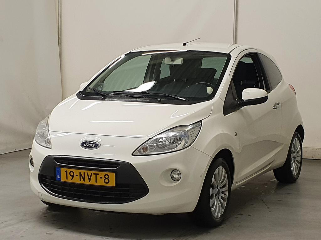 Ford KA  1.2 Titanium X s/s
