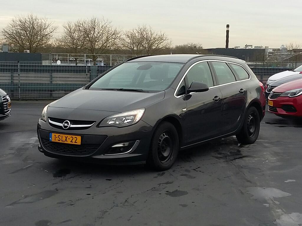 Opel ASTRA SPORTS TOURER 1.4 Turbo Design Ed.