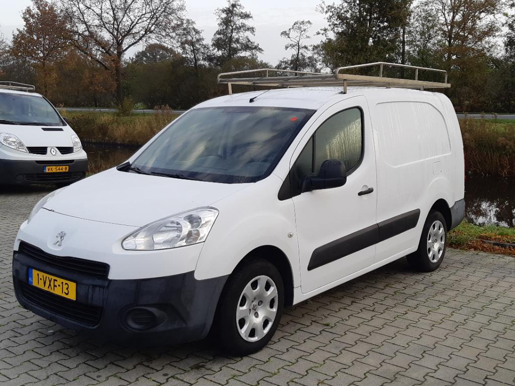 Peugeot PARTNER  122 1.6eHDI L2XT Pr+