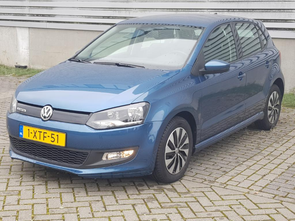 Volkswagen POLO  1.4 TDI BlueMotion