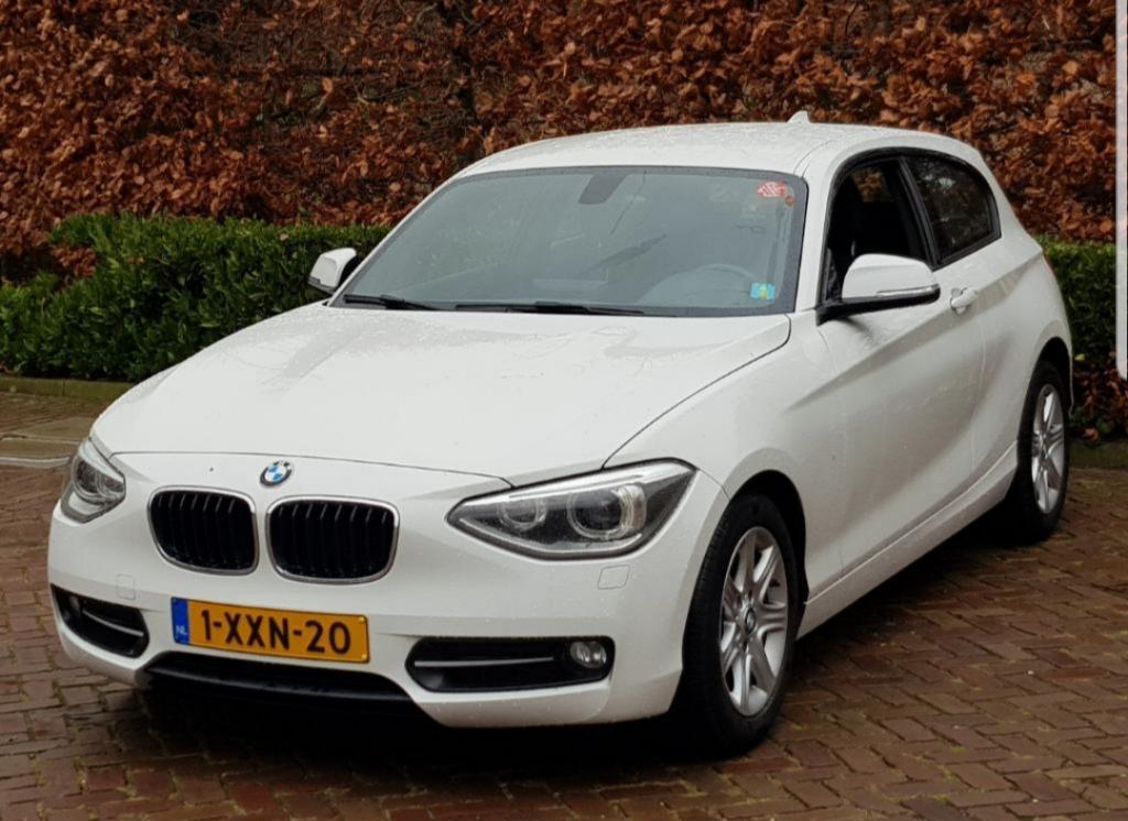 BMW 1-SERIE  118d Executive