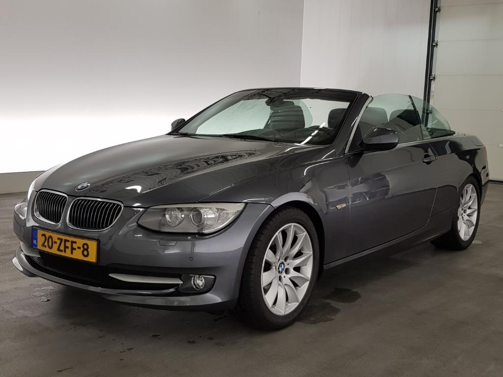 BMW 3-SERIE CABRIO 325i