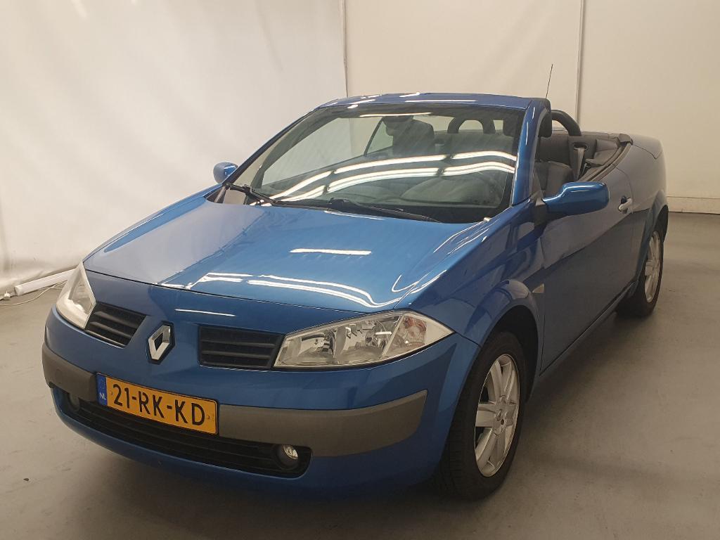 Renault MEGANE COUPE CABRIOLET 1.6-16V Priv.Luxe