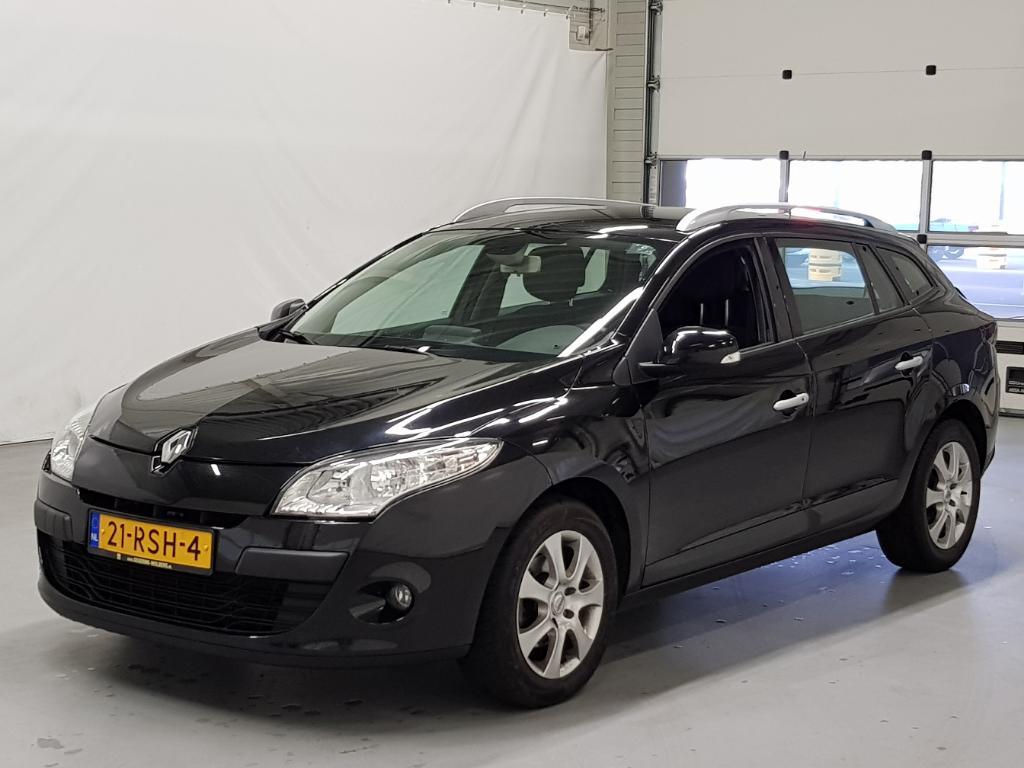 Renault MEGANE ESTATE 1.5 dCi Dynamique