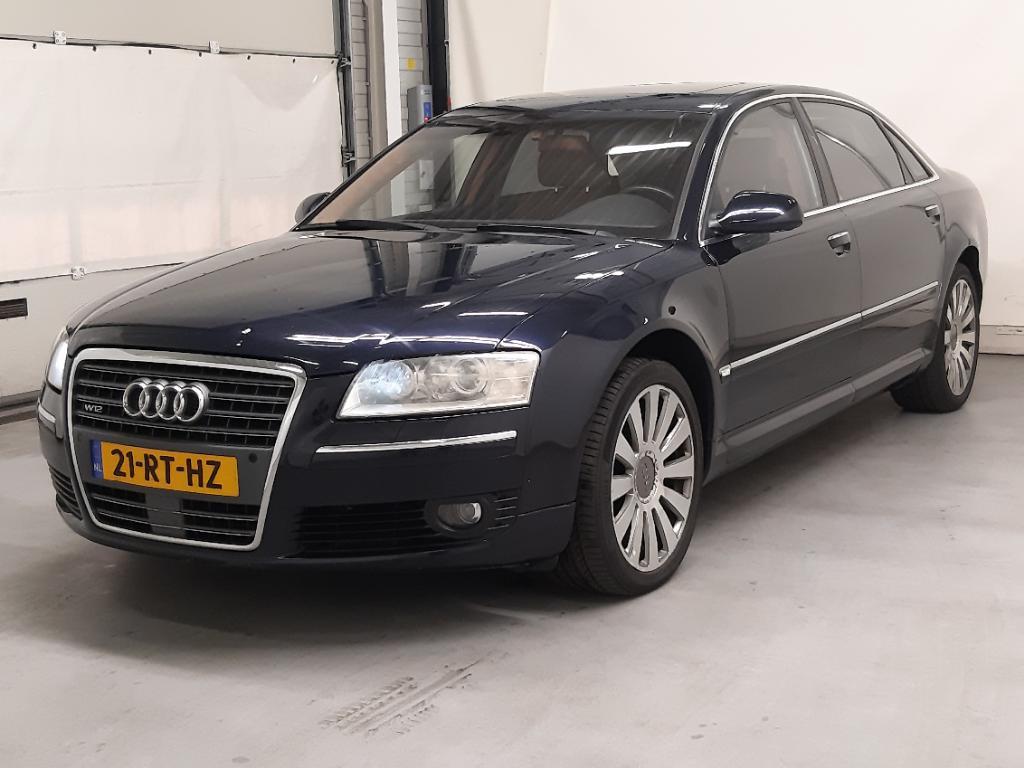 Audi A8  6.0 quattro Lang
