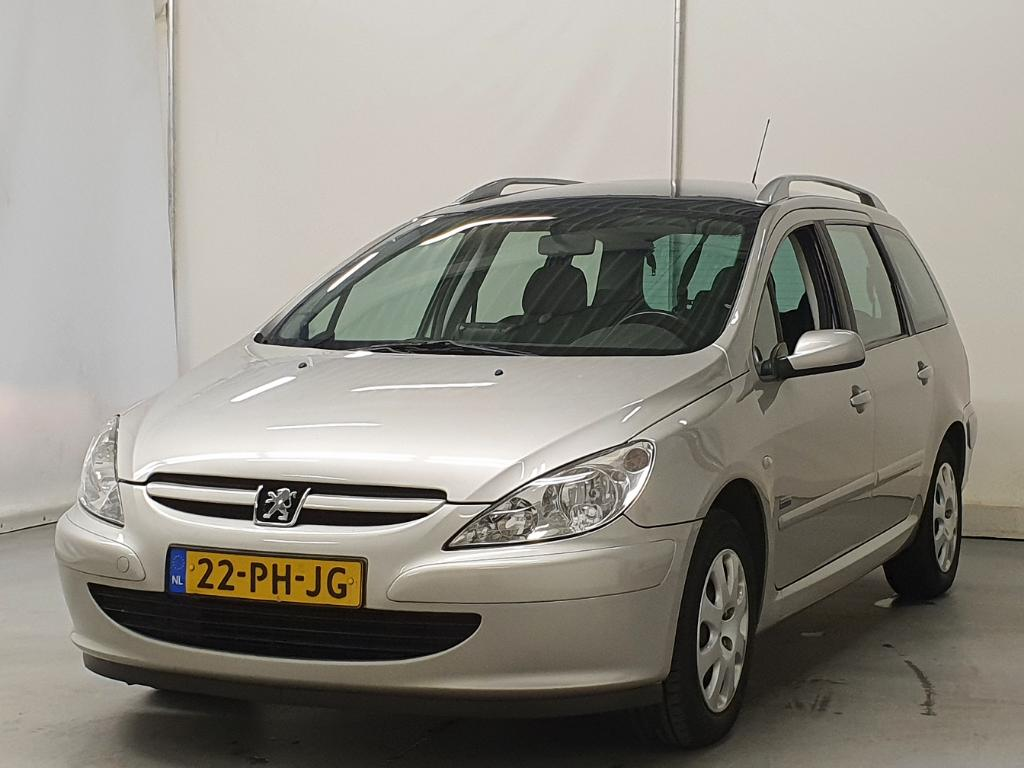 Peugeot 307 SW 1.6 16V Navtech