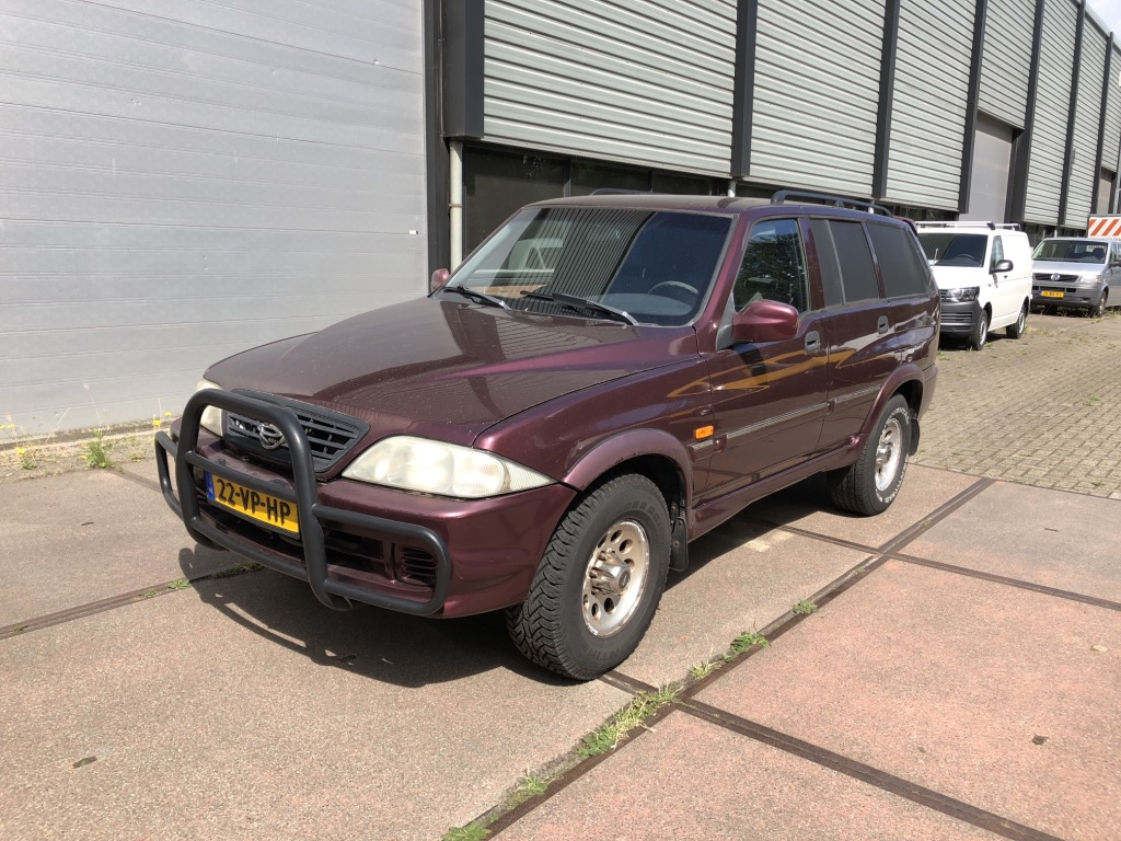 SsangYong MUSSO  2.3 TD