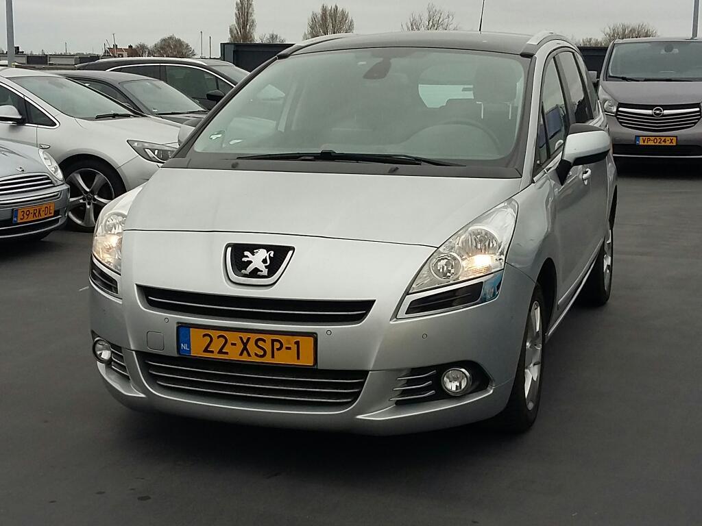 Peugeot 5008 1.6 THP Style 5p.