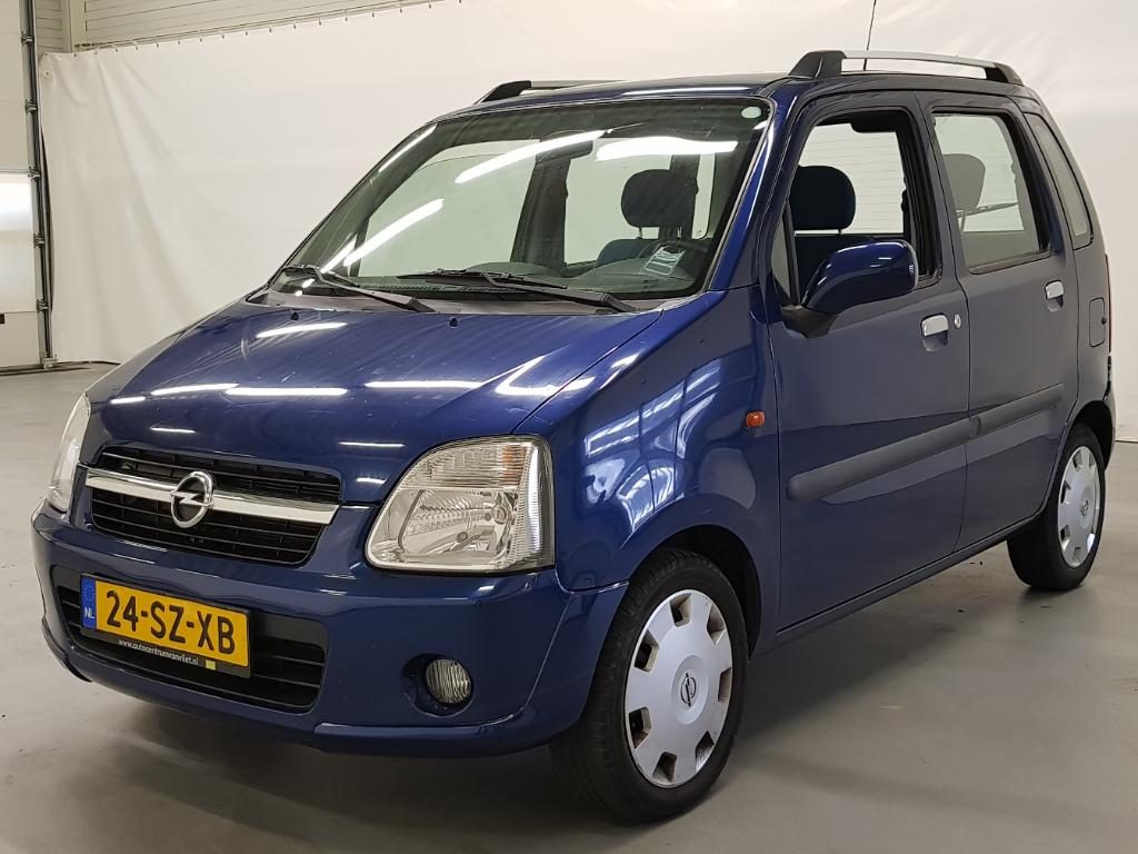 Opel AGILA  1.2-16V Flexx cool
