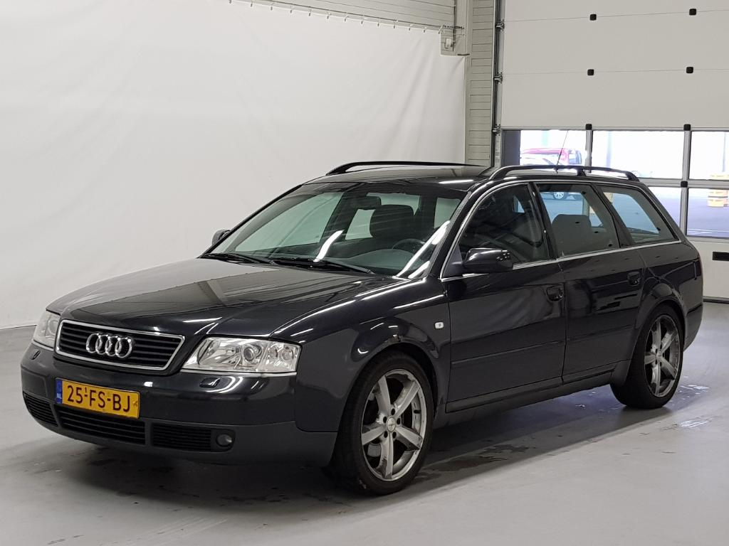 Audi A6 AVANT 2.5 V6 TDI Advance