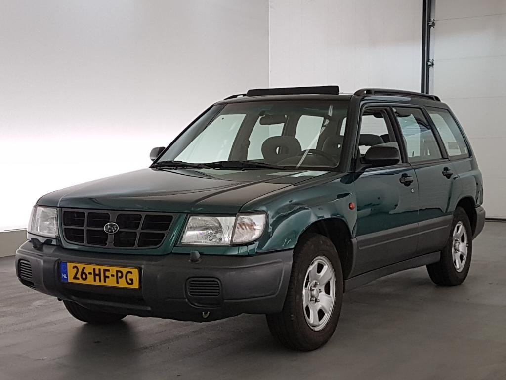 Subaru FORESTER  2.0 AWD basis