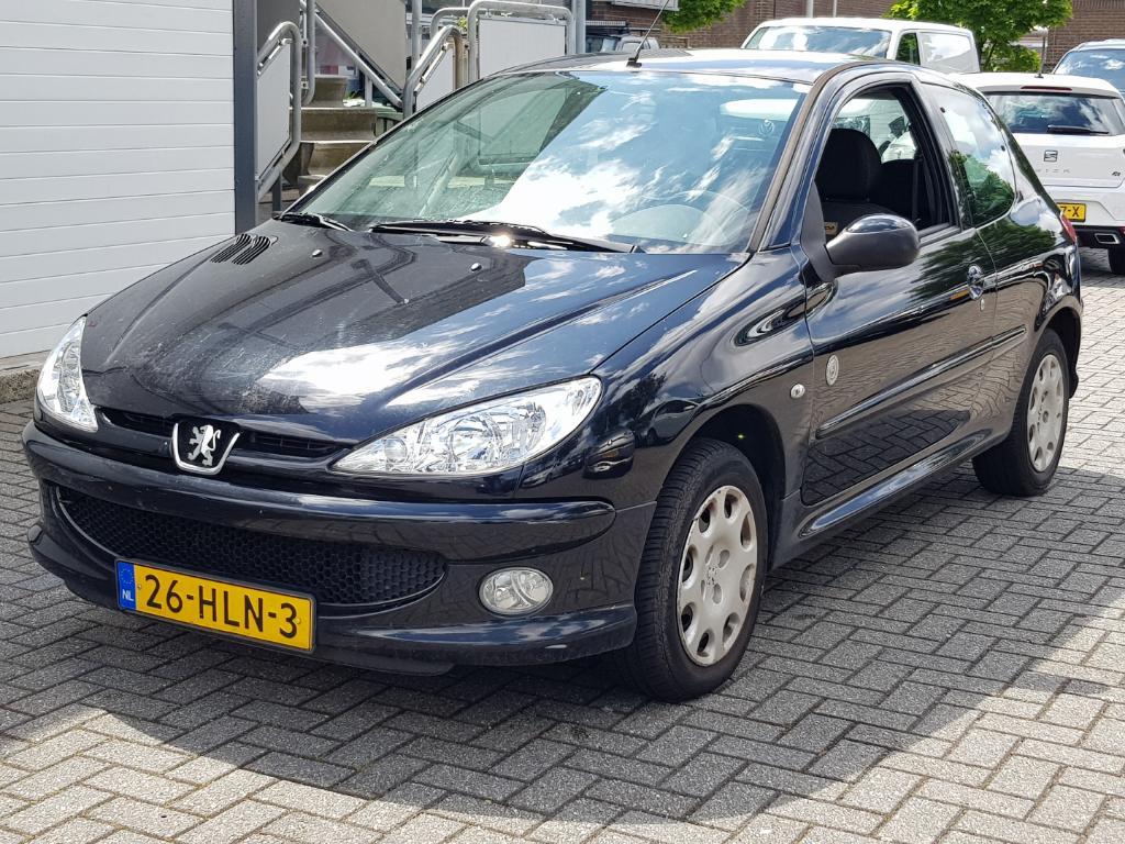 Peugeot 206  1.4 Génération