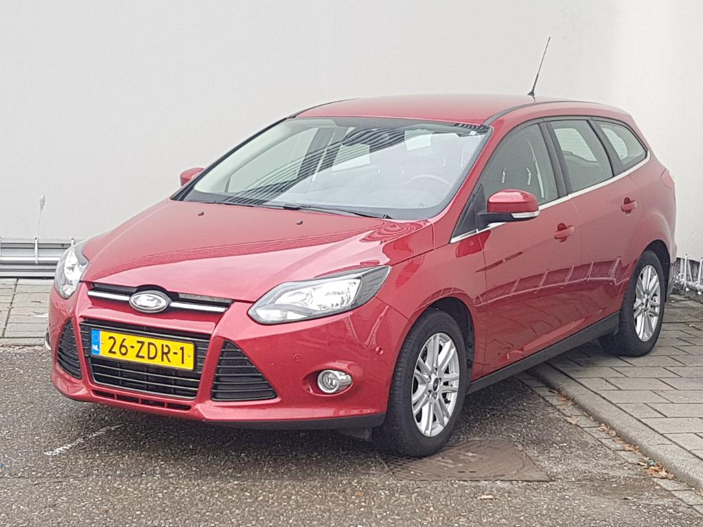 Ford FOCUS WAGON 1.6 EcoB. Lease Ti.